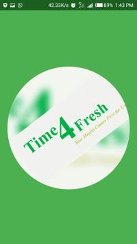 Time4Fresh poster