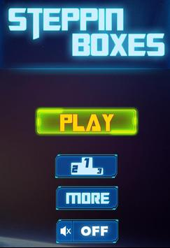 Steppin Boxes apk screenshot