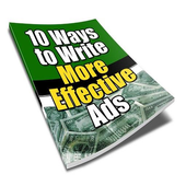 10 Ways to Write Effective Ads icon
