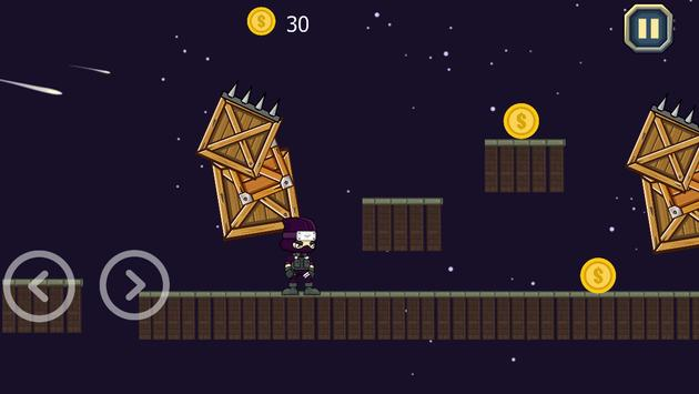 NINJA RULER JUMP screenshot 1