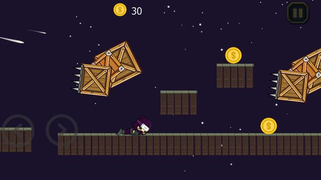 NINJA RULER JUMP screenshot 2