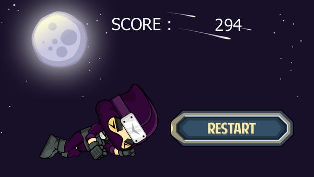 NINJA RULER JUMP screenshot 3