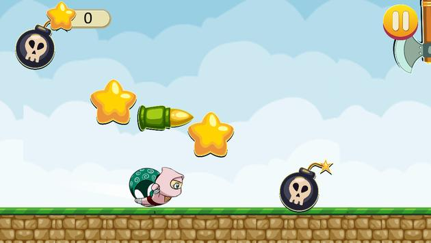 Ninja Bird Jumper screenshot 1