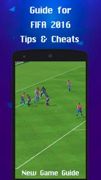 Tricks for FIFA 2016 poster