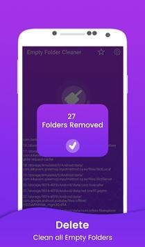 Empty Folder Cleaner screenshot 3