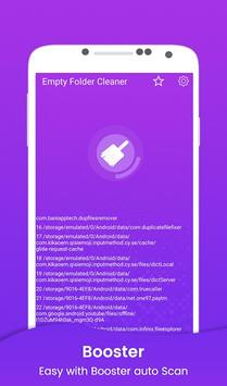Empty Folder Cleaner screenshot 2