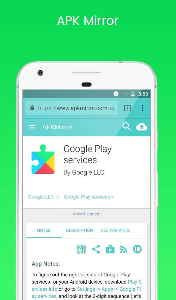 Play Services Info for Android - APK Download