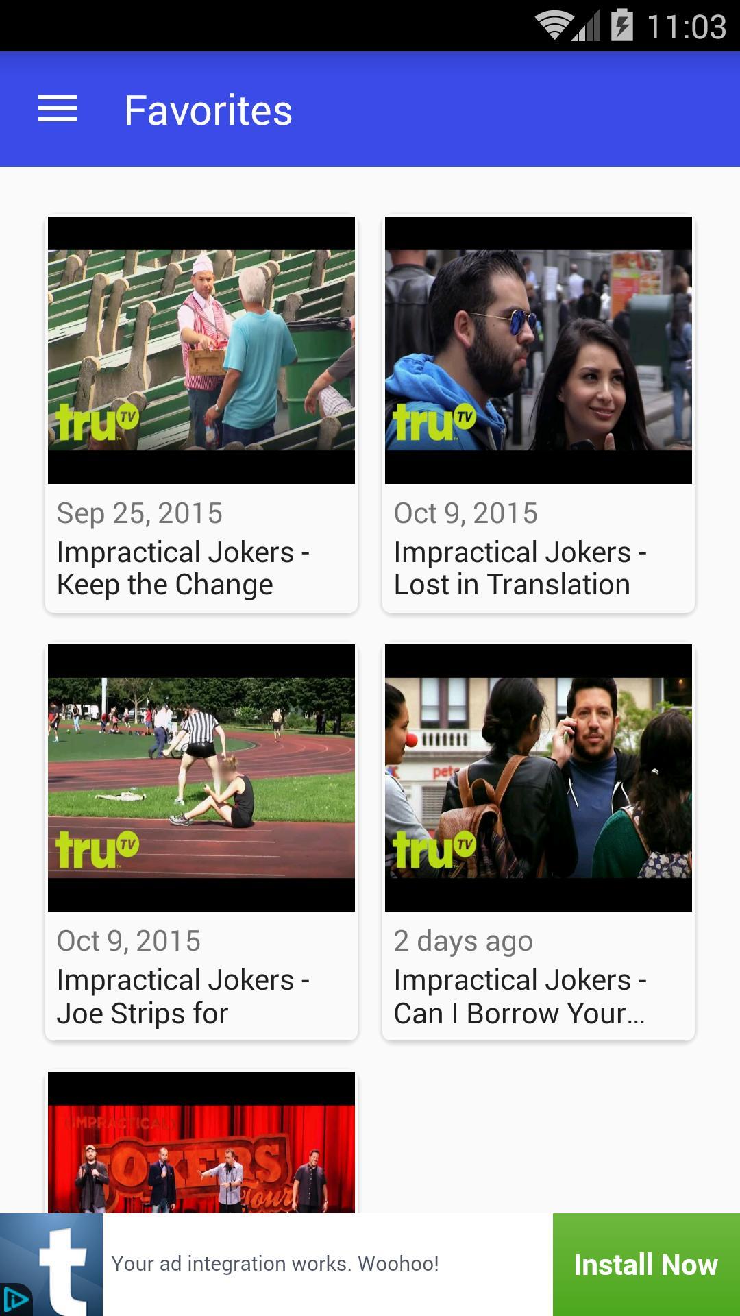 impractical jokers complete season 1 download