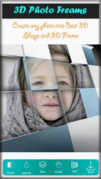 3D Photo Frame apk screenshot