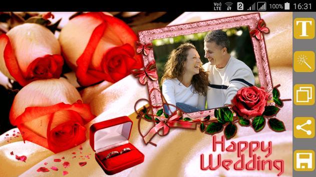 Wedding Photo Frames screenshot 1
