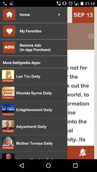 Sri Aurobindo Daily apk screenshot