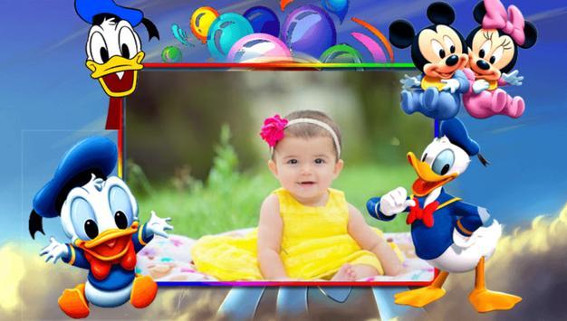 Baby Photo Frames screenshot 4