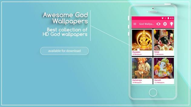 Awesome God Wallpapers poster