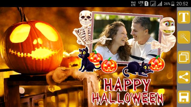 Halloween Picture Frames poster
