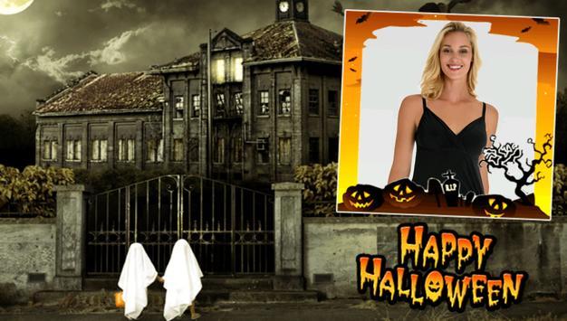 Halloween Picture Frames screenshot 13