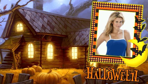 Halloween Picture Frames screenshot 15