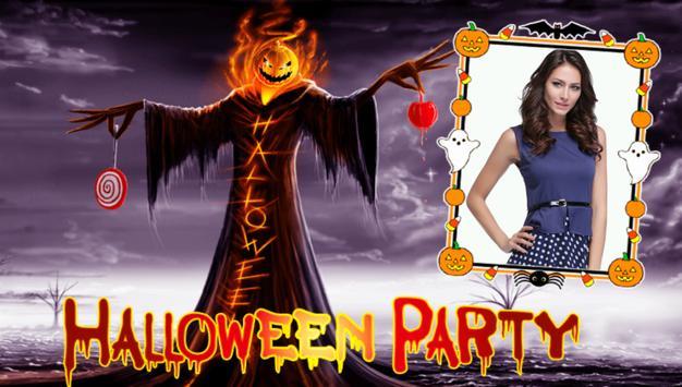 Halloween Picture Frames screenshot 1