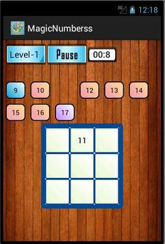 MagicNumberss apk screenshot
