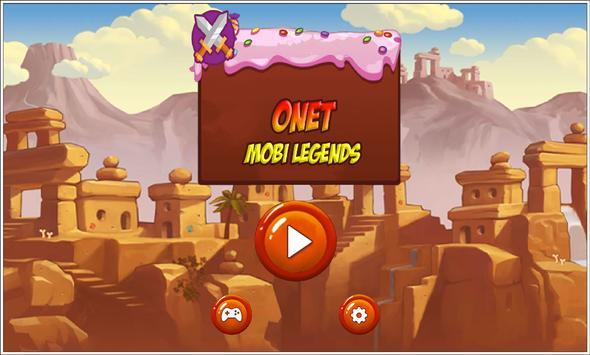 Onet Mobile Legends poster