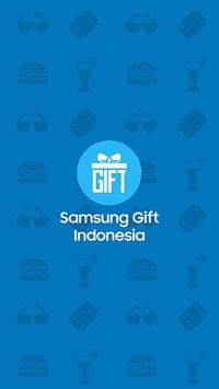 Samsung Gift Indonesia poster