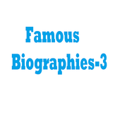 Famous Biographies 3 icon