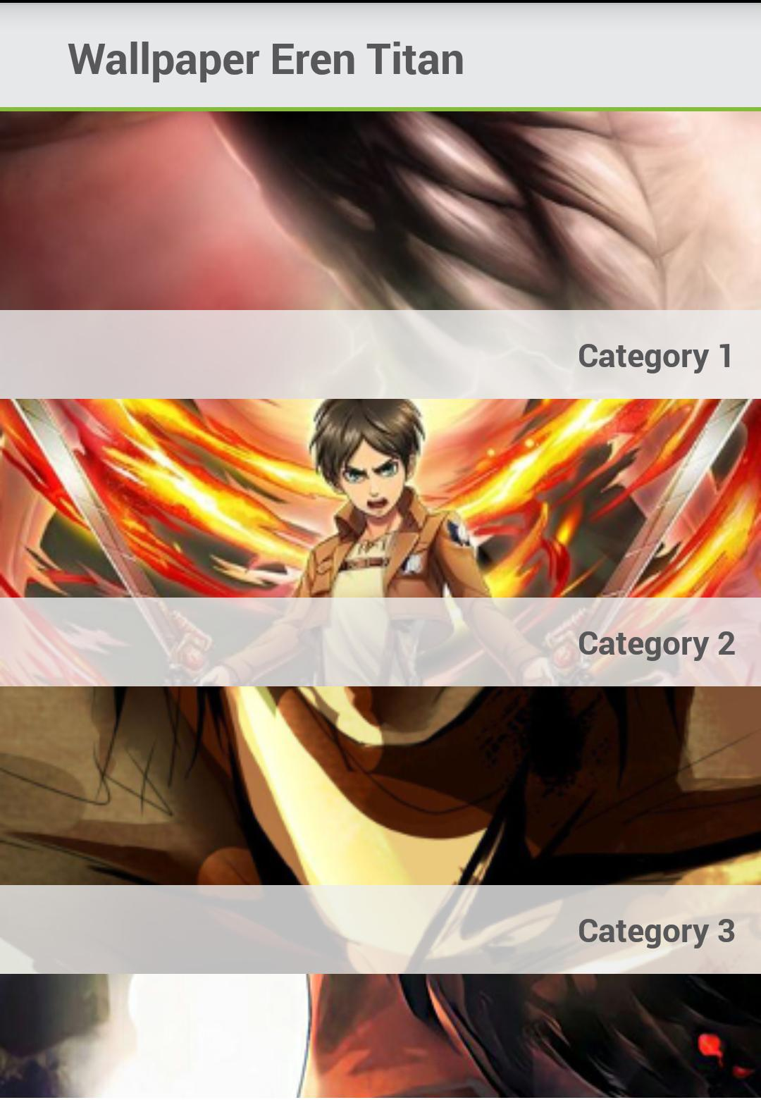 Wallpaper Eren Titan For Android Apk Download