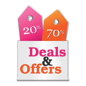 Online Deals & Offers India icon
