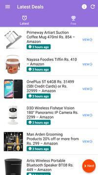 Online Deals & Offers India apk screenshot