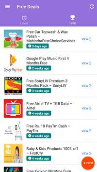 Online Deals & Offers India screenshot 4