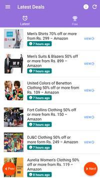 Online Deals & Offers India screenshot 5