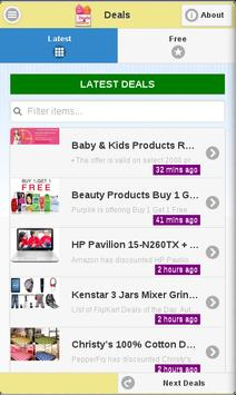 Online Deals & Offers India poster
