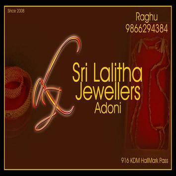 SRI LALITHA JEWELLERS poster