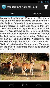 Sri Lanka Attractions screenshot 1