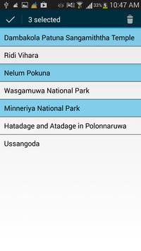 Sri Lanka Attractions screenshot 7
