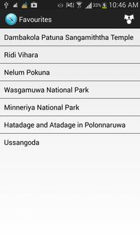 Sri Lanka Attractions screenshot 6