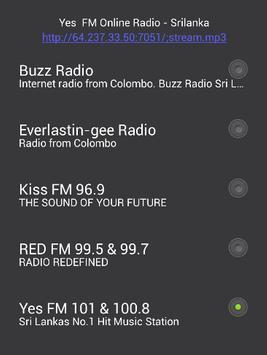 Sri Lanka Radio FM Free apk screenshot