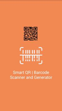 Smart QR and Barcode Scanner and Generator - Free poster