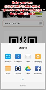 Smart QR and Barcode Scanner and Generator - Free screenshot 5