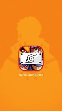 Narto Soundtrack poster