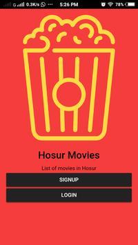 hosurMovies poster