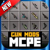 GUN MOD For MCPE icon