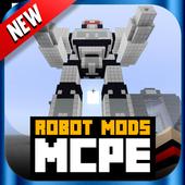 Robot MOD For MCPE icon