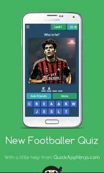 New footballer Quiz screenshot 3