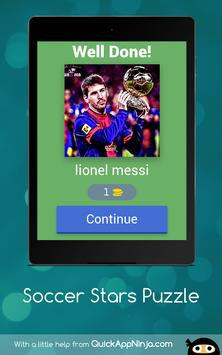 Soccer Stars Puzzle apk screenshot