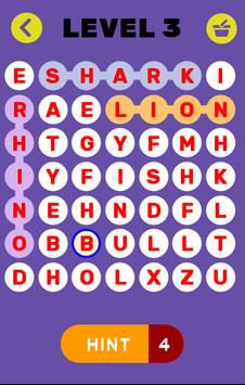 Word connect Puzzle Game apk screenshot