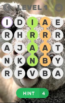 Word Search Play poster