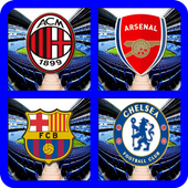 Guess the football team image icon