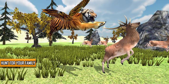 Flying Tiger Simulator apk screenshot