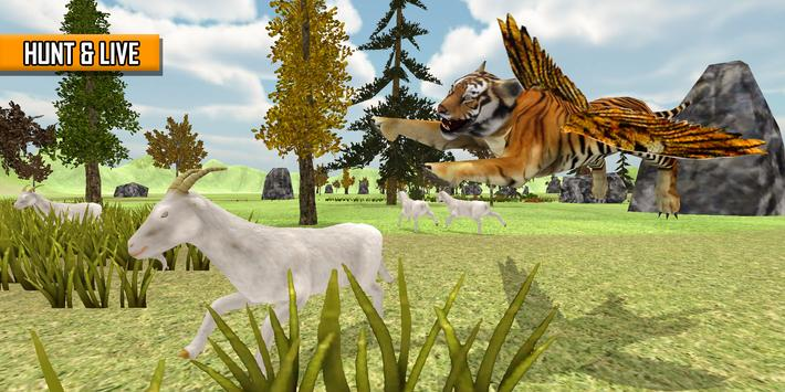 Flying Tiger screenshot 1