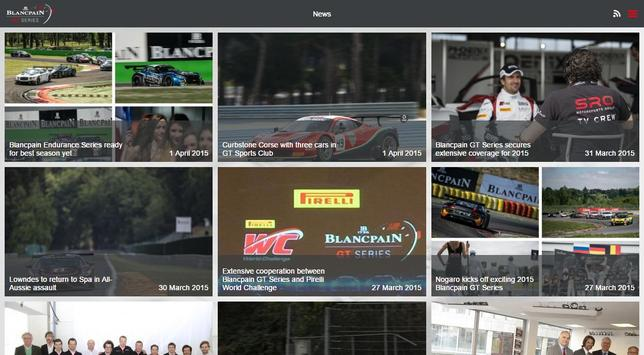 Blancpain GT Series screenshot 11